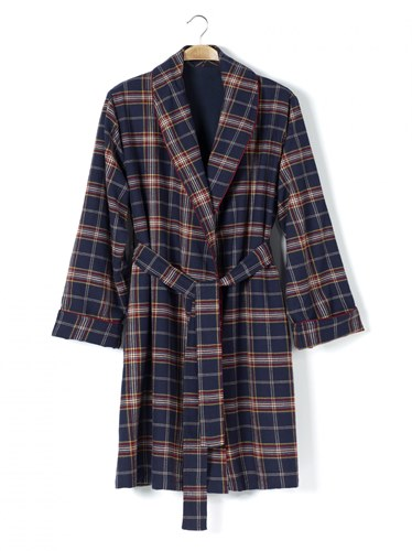 Edward Flannel Robe